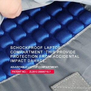 Image 3 - Tigernu marca de moda negócios mochila para homens viagem notebook bolsa para portátil 15.6 polegada anti roubo masculino mochila para mulher
