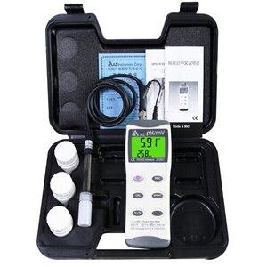Az8601 digital medidor de ph qualidade da água testador ph/orp medidor à prova dwaterproof água alta precisão monitor ph qualidade da água tester