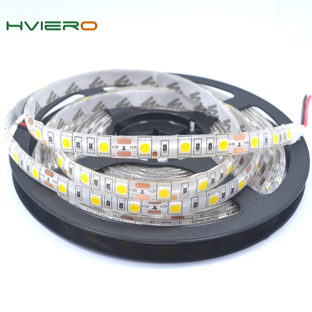 Tiras de Led 5 m 300led 5050 smd Emitting Color : White, Warm White, Red, Green, Blue, Yellow