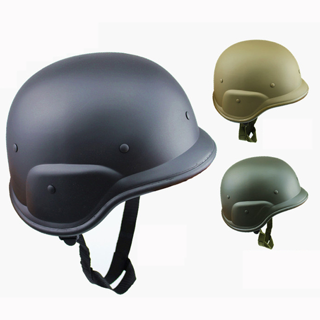 Safety Helmet Military Tactical Helmets Movies Prop Cosplay US Army Style War Game Tactical Accessories for Airsoft Paintball