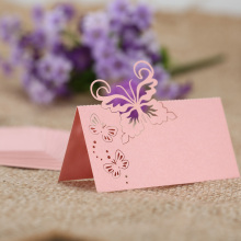 Wedding Cards 50 pcs/lot