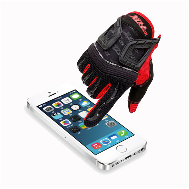 BATFOX 2017 Outdoor Sports Riding Bike Cycling Gloves Full Finger guantes ciclismo Screen Touch Gloves luva ciclismo