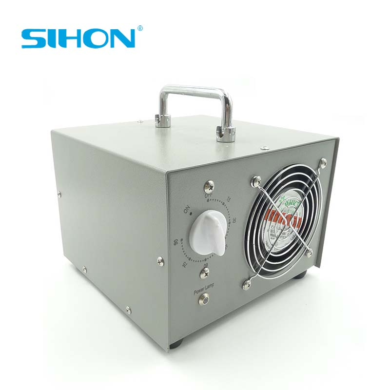Industrial Generator 16000mg h High Capacity Ozone Machine Air Sterilizer for Home Hotels and Farms Grey in Air Purifier Parts from Home Appliances