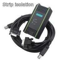 Dziesięć generacji Taśmy izolacja kabla do programowania 6ES7972-0CB20-0XA0 S7-300PLC/USB-MPI + kabel do pobrania