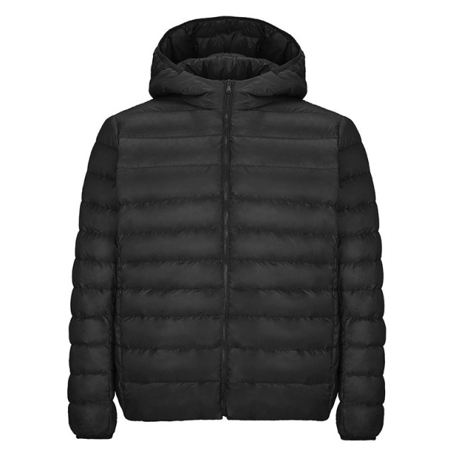 Winter Hooded Down Coat