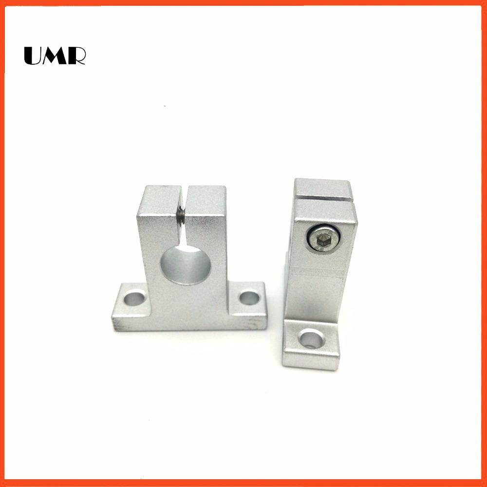 2pcs /lot SK50 SK Stand-UP SHAFT Support 2pcs SK50 pillow block bearings linear rail end shaft support CNC CN0535 цена и фото