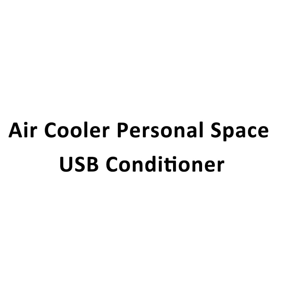Portable Mini Air Cooler Personal Space Air Conditioner with Soothing LED Light Humidifier for Home OfficePortable Mini Air Cooler Personal Space Air Conditioner with Soothing LED Light Humidifier for Home Office