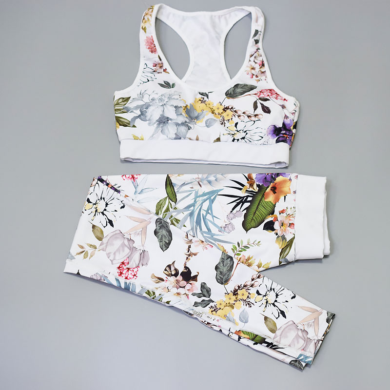 Yoga Set Fitness Sportswear  (6)