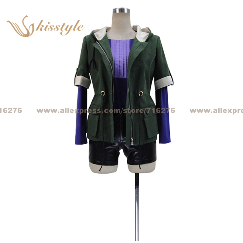 b6f25445add6 Kisstyle Fashion Tokyo Ghoul Touka Kirishima Daily Uniform COS Clothing  Cosplay Costume