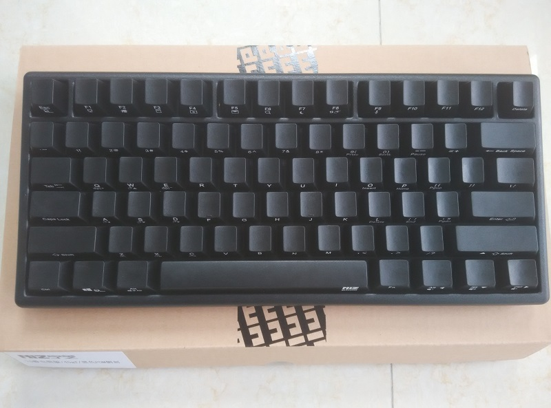 Plum NIZ Nano75 Fast Shipping 45g Capacitive  Pro Mechanical Keyboard Black POM 75 Programmable NKRO  Mini Game Keyboard EC