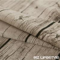 Grain Cotton Cloth Curtain Cloth Zakka Linen Cloth Wood Bark Cloth Shooting Background