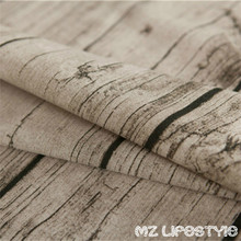Grain cotton cloth curtain Zakka linen wood bark shooting background