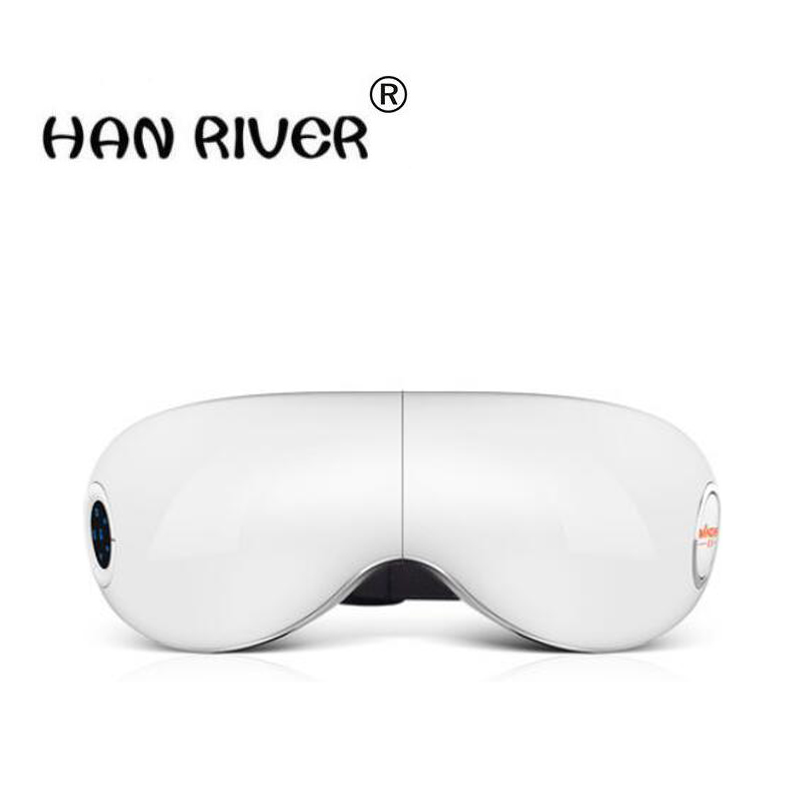 HANRIVER Eye massager myopia instrument bao hot compress orthodontic care vision fatigue recovery eye massager 2