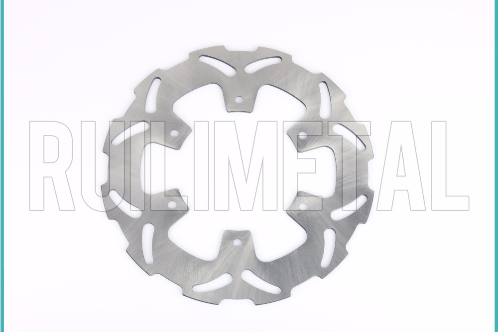 Front Brake Disc Rotor for SUZUKI RM85 RM 85 RM-85 2005 2006 2007 2008 2009 2010 2011 2012 05 06 07 08 09 10 11 12 abs chrome front grille around trim for ford s max smax 2007 2010 2011 2012