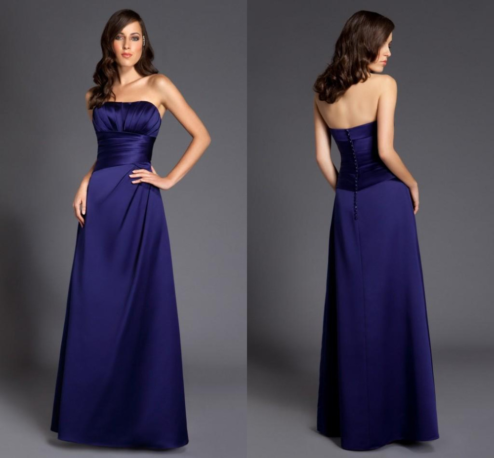 Dress 3x picture more detailed picture about maid of honor sexy maid of honor sexy formal cheap 2015 dark navy blue bridesmaid dresses long floor length beach ombrellifo Image collections