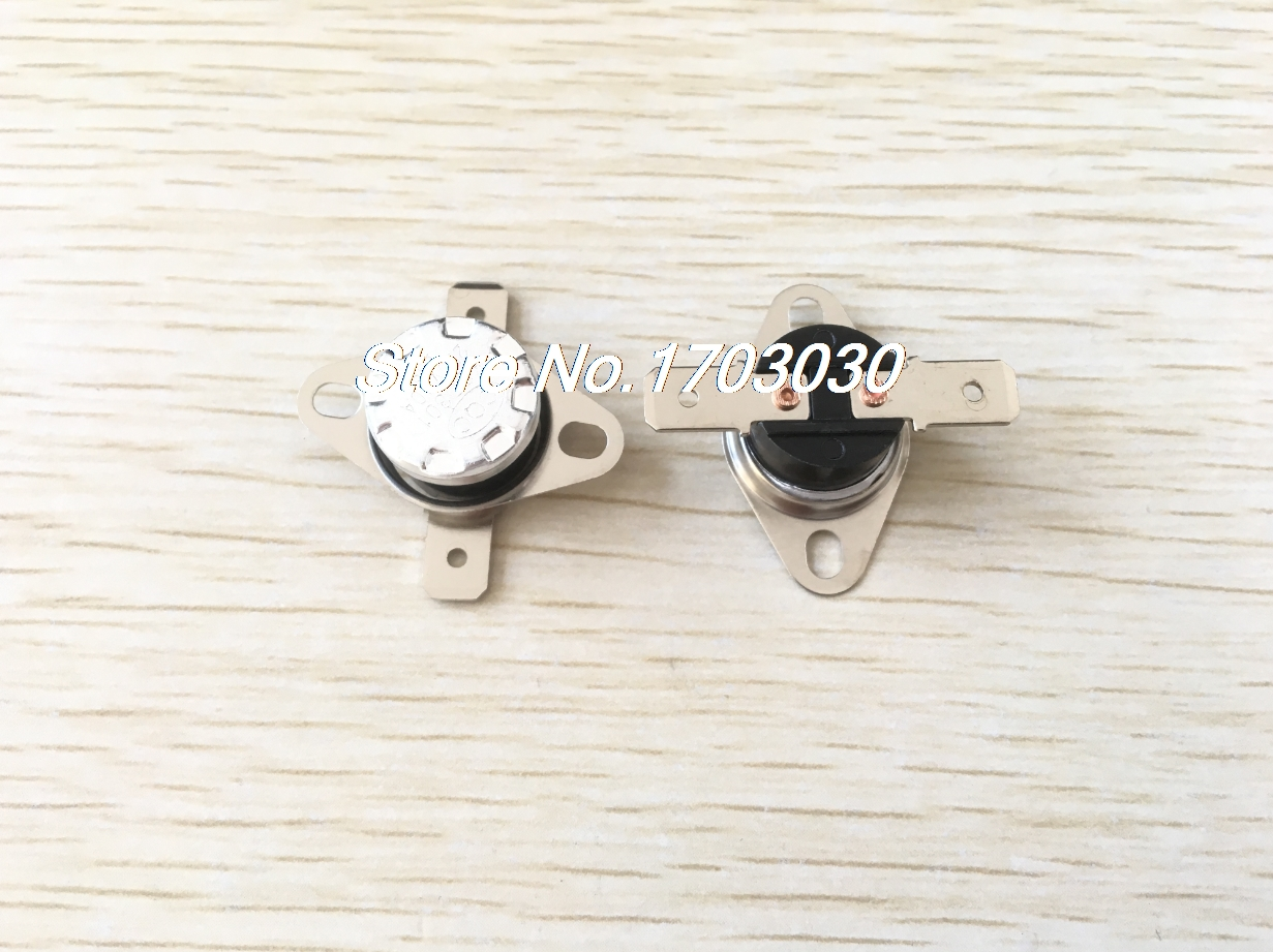 50 pcs Temperature Switch Thermostat 50C N.O. KSD301 Normal Open50 pcs Temperature Switch Thermostat 50C N.O. KSD301 Normal Open
