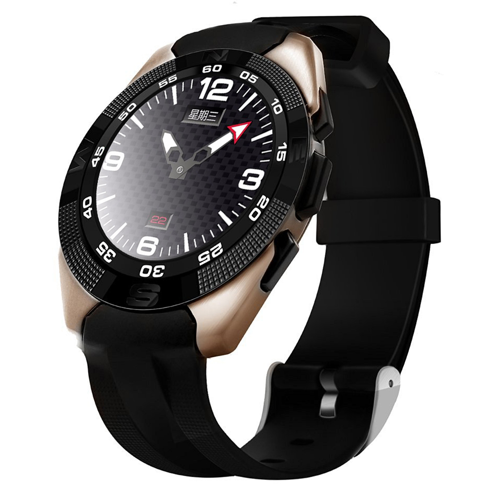 NEW Cheap G5 Sport Smart Watch MTK2502 Bluetooth Smartwatch Heart Rate Monitor Fitness Tracker Call SMS Reminder for Android iOS a16 bluetooth 4 0 smart bracelet heart rate monitor sport fitness tracker call reminder for android ios black