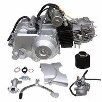 MYMOTOR 125cc Engine 4 Stroke Motor Semi Auto for XR50 CRF50 XR CRF 50 70 SDG SSR 110 CT70 ST70 Dirt Pit Bike Motorcycle