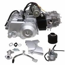 MYMOTOR 125cc Motor 4 Tempos Do Motor Semi-Automática para XR50 CRF50 XR CRF 50 70 SDG SSR 110 CT70 ST70 Sujeira Pit Bike motocicleta