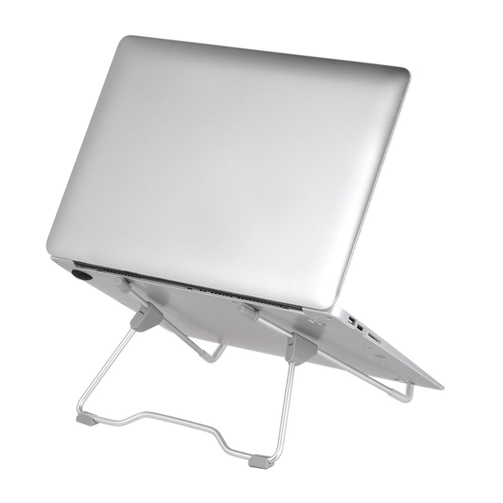 HOT Adjustable Desktop Bracket PC Portable Laptop Stand Foldable Office Laptop Holder Notebook Support Laptop Accessories