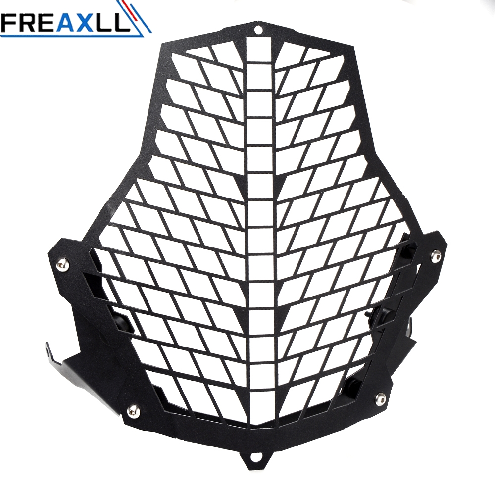 Motorcycle Accessories Headlight Protector Guard Grill Lense Cover For KTM 1050 Adventure 2015 2018 2016 2017 2018 in Covers Ornamental Mouldings from Automobiles Motorcycles