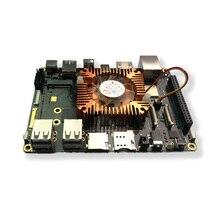 Светлячок RK3399 плюс: 6-ядро 64-бит высокая производительность 4 1gddr + 32 gemmc двойной камеры демо плата для Ar vr Android 7.1 Ubuntu 16.04