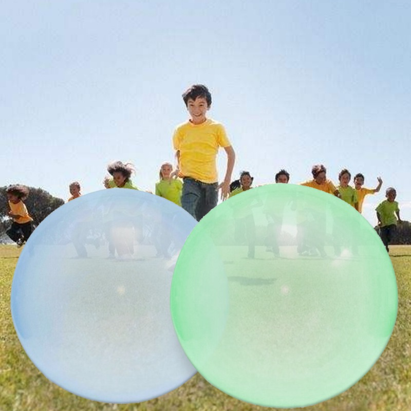 Balloon Toy Balls Kid Transparent Bounce Colored Round Balloons For Decorations For Children Outdoor Activities Random Color