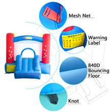 YARD Home Use Mini Inflatable Bouncers Kids Toys Bouncey Castle for Birthday Party Special for Asia