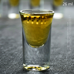 Image 2 - 6 Pcs סט משקאות רוח כוס ליטר Copo Shot זכוכית מיני יין משקפיים Verre Bicchieri Vetro Copas דה Vidrio אבדון tete De מורט Vasos