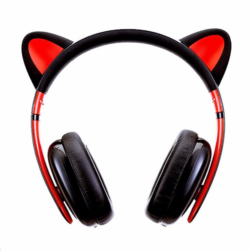 BLUETOOTH cat ear headphones (1)