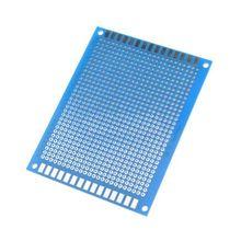 2 PCS 7×9 cm Lateral Única Prototype PCB Estanhado Universal Breadboard 70mm x 90mm FR4