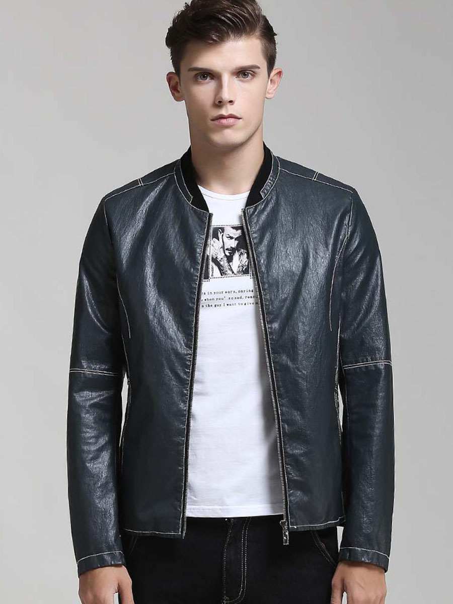 Leather jacket in summer - Leather Jacket In Summer Re Re