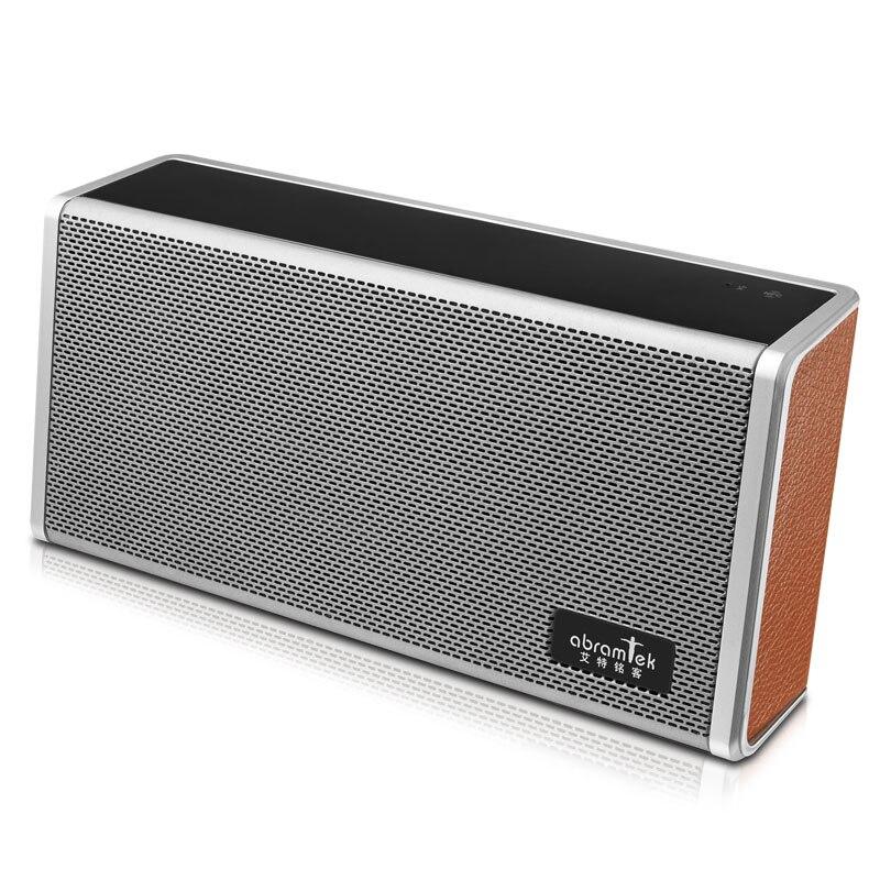 AbramTek E200 haut-parleur Bluetooth sans fil Portable Mini caisson de basses Audio extérieur maison grand Volume haut-parleur de téléphone Portable Super basse