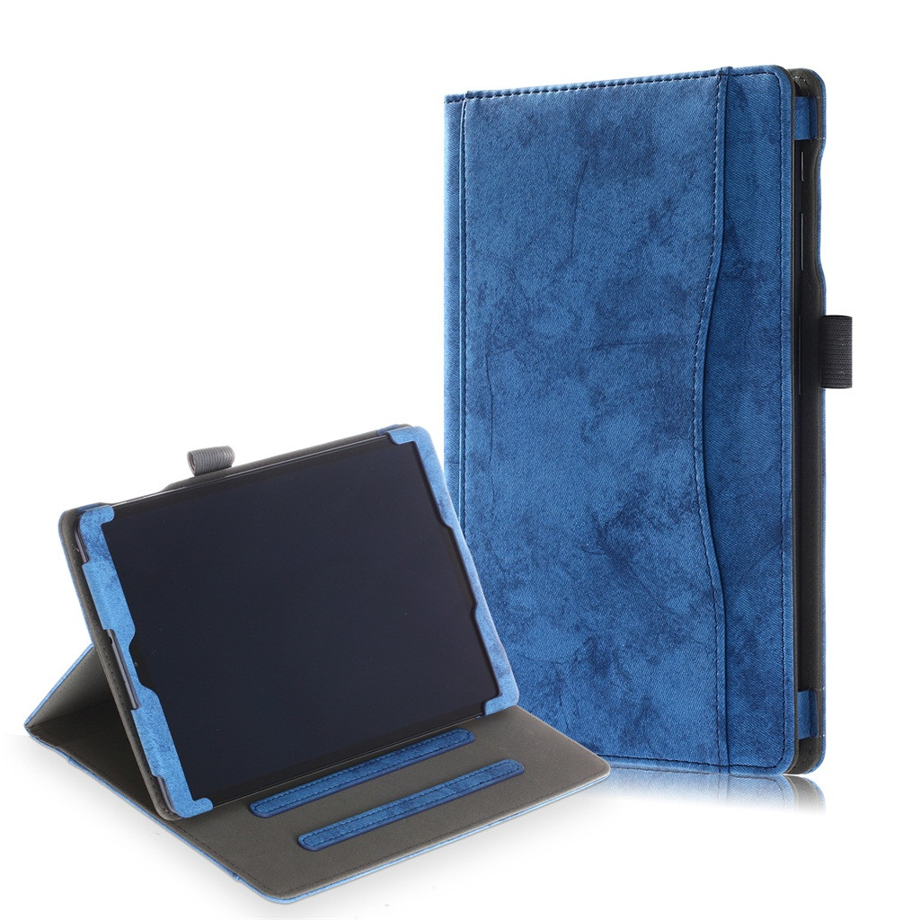 Tablet Case For Samsung Galaxy 10.1 PU Leather Case For Samsung Galaxy Tab A SM-T515/T510 2019 Tablet Case Slim Stand Cover 2