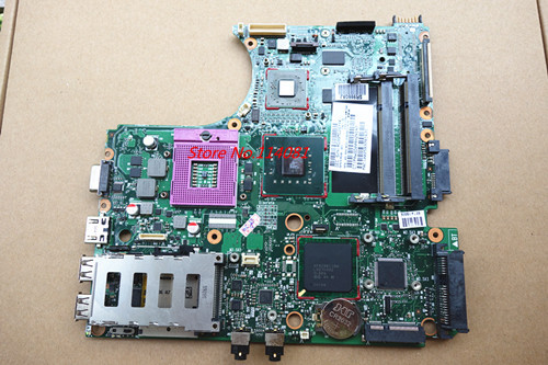 574508-001 Laptop motherboard Fit for HP ProBook 4510S 4710S 4411s notebook PC 100% tested OK 583077 001 for hp probook 4510s 4710s 4411s laptop motherboard pm45 ddr3 ati graphics 100