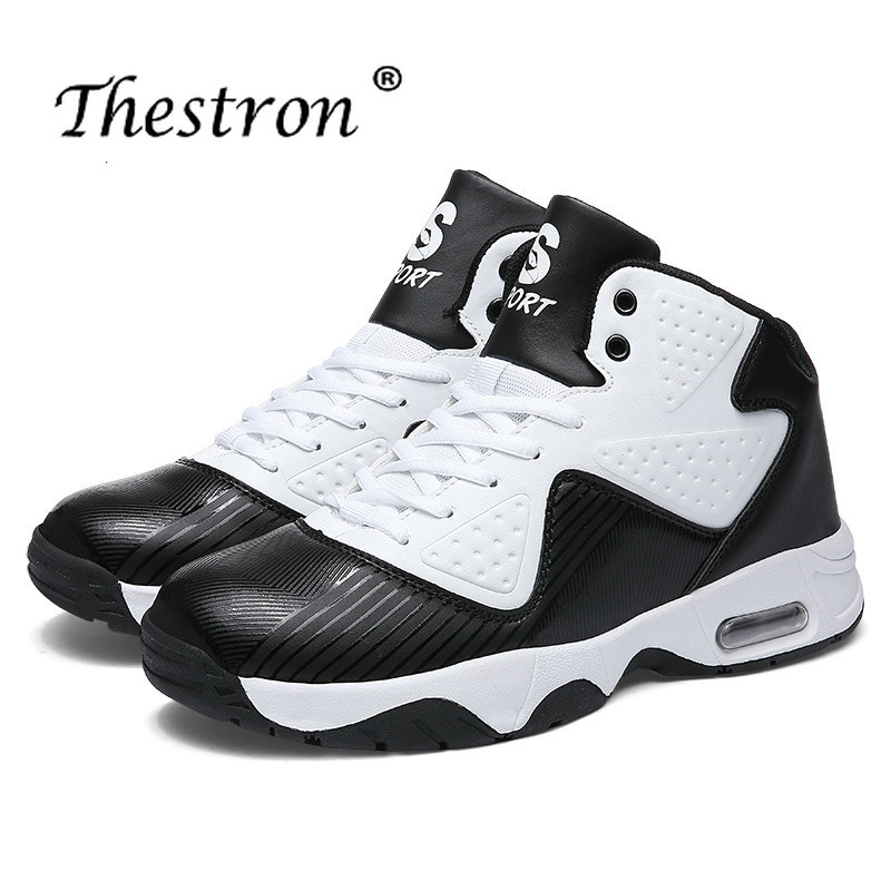 Unisex Air Basketball Shoes Large Size 36-46 Women High Top Sneakers Mens Basketball Court Sneakers Red Blue Sport ShoesUnisex Air Basketball Shoes Large Size 36-46 Women High Top Sneakers Mens Basketball Court Sneakers Red Blue Sport Shoes