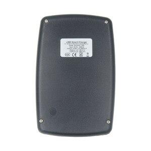 Image 5 - 4 слота смарт зарядное устройство USB Батарея Зарядное устройство для Перезаряжаемые батареи 1,2 V AA AAA AAAA никель металл гидридных и никель кадмиевых типов аккумуляторов 1,5 V щелочные батареи 3,2 V LiFePo4 14500 10440