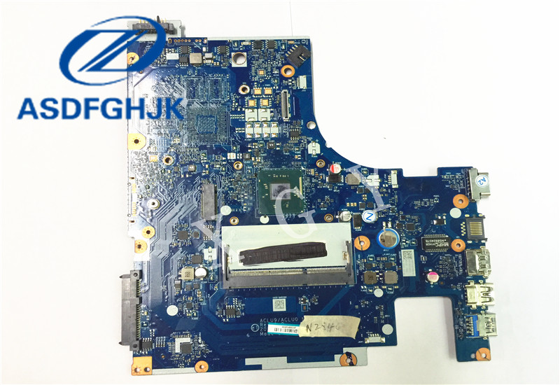 Laptop Motherboard For Lenovo G50 G50-30 Motherboard ACLU9 / ACLU0 NM-A311 DDR3 Integrated 100% Test okLaptop Motherboard For Lenovo G50 G50-30 Motherboard ACLU9 / ACLU0 NM-A311 DDR3 Integrated 100% Test ok