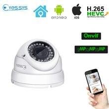 Eyessys Manual 4x zoom lens H 265 36IR 5MP/3MP/2MP CCTV
