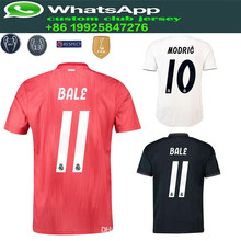 AAA best quality 2018 Madrided Champions patch 18 19 soccer jersey football  Realed 2019 Men shirt fee7ee760