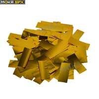 3 kg/partij golden confetti papier bulk Confetti kanon machine Van Party Of Bruiloft Evenement snel schip