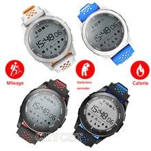 NEW F3 Smart Watch Bracelet IP68 waterproof Smartwatch Outdoor Mode Fitness Tracker Reminder Wearable Devices