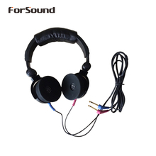 Marke Neue TDH39 DD45 Audiometer Kopfhörer Luft Wandler Headsets