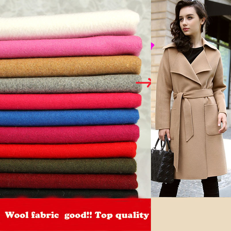 Good ! 150*50cm 4pc Wool Fabric Cashmere Fabric Telas Patchwork ...