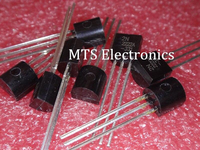 Транзистор 100 . 2N2222A 2n2222/92 NPN