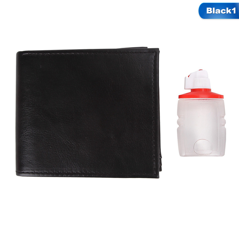 Hot sale Big flame wallet Magician Trick Flame Fire Wallet Leather Magician perform Street Inconceivable Show Gag Toys Gifts