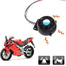 Waterproof Alarm Motorcycle Scooter Accessories Anti-theft Motoalarm Protection System for Motor 1 Way Remote Control Alarm