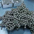 Venda quente Frete Grátis 15mm Tamanho 8 pçs/set Bolas Magnéticas Grad Puzzle Ímã Bloco Cubo Magico NedFeb Neo Cubo Mágico Balle brinquedos