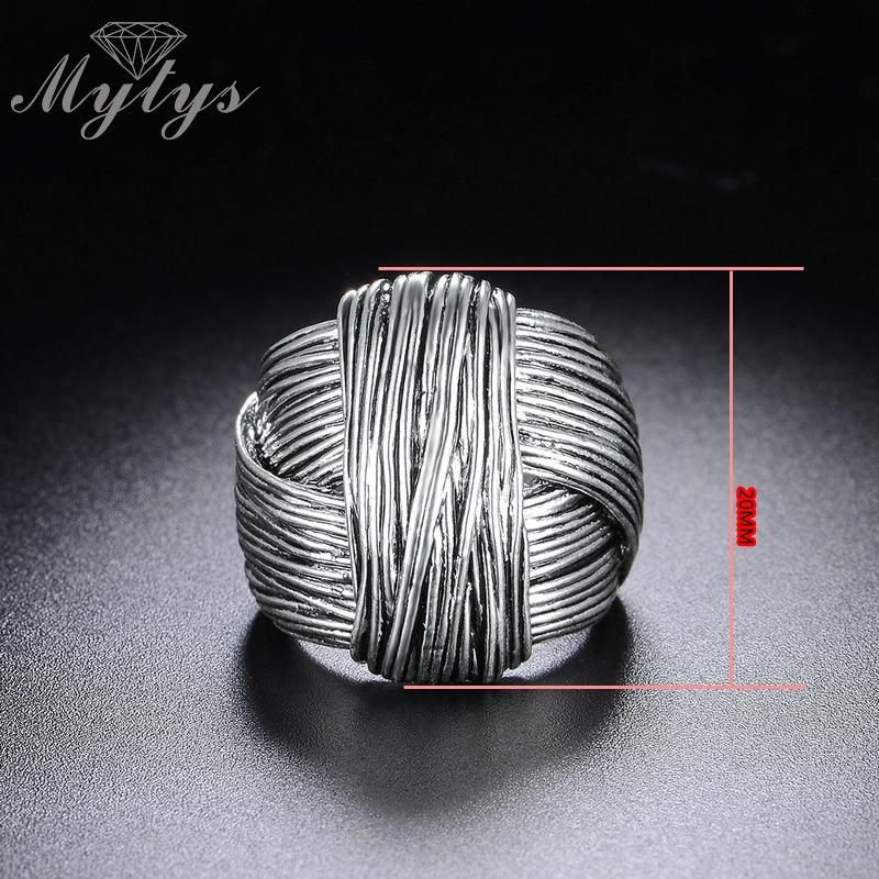 Mytys Naujas atvykimas Geometrinis rankų darbo dizainas Retro - Mados papuošalai - Nuotrauka 5