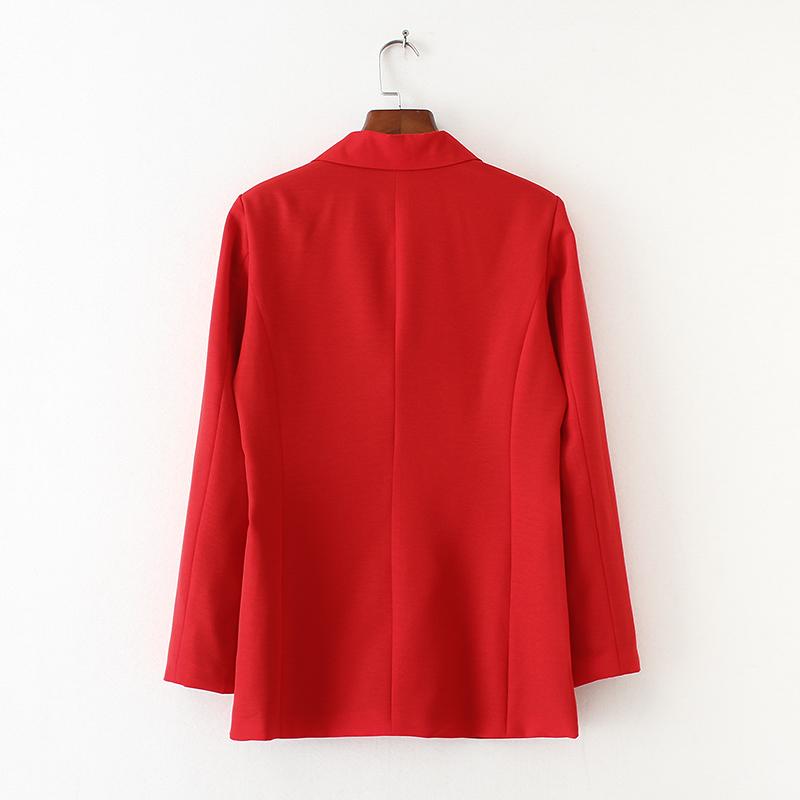 Red Blazer 12